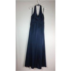 BCBG Max Azria Halter Dress Size 2 Women's Evening